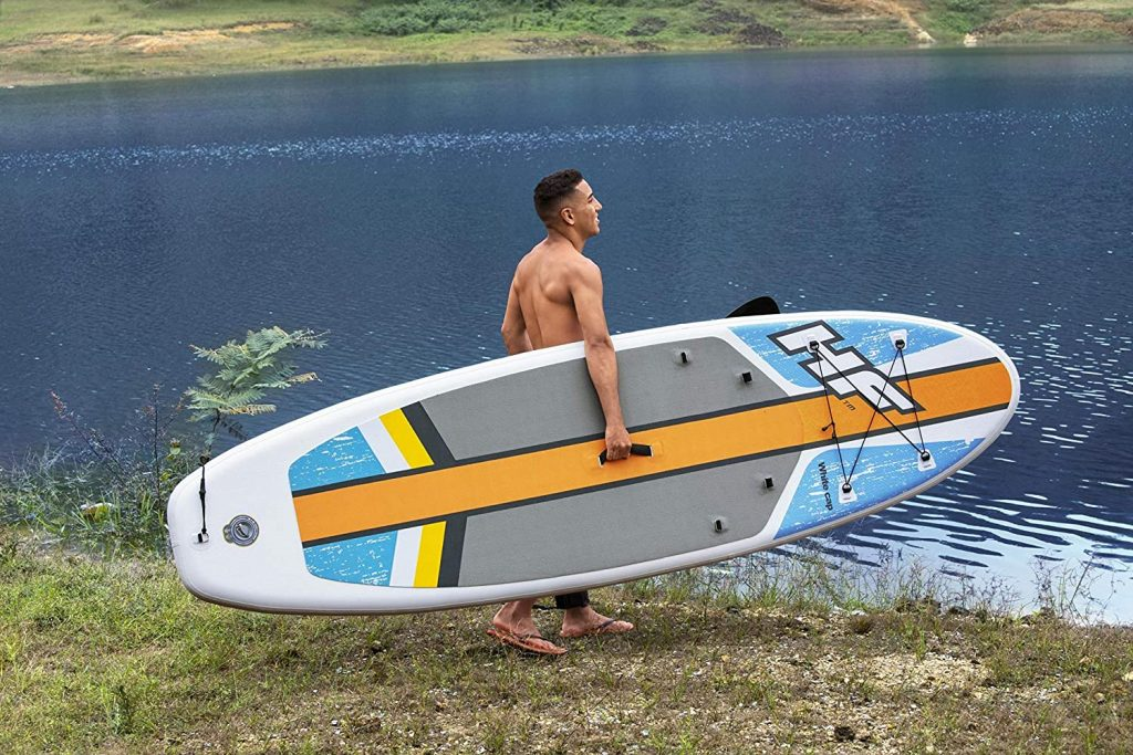Bestway Oceana Hydro-Force Inflatable SUP Paddle Board
