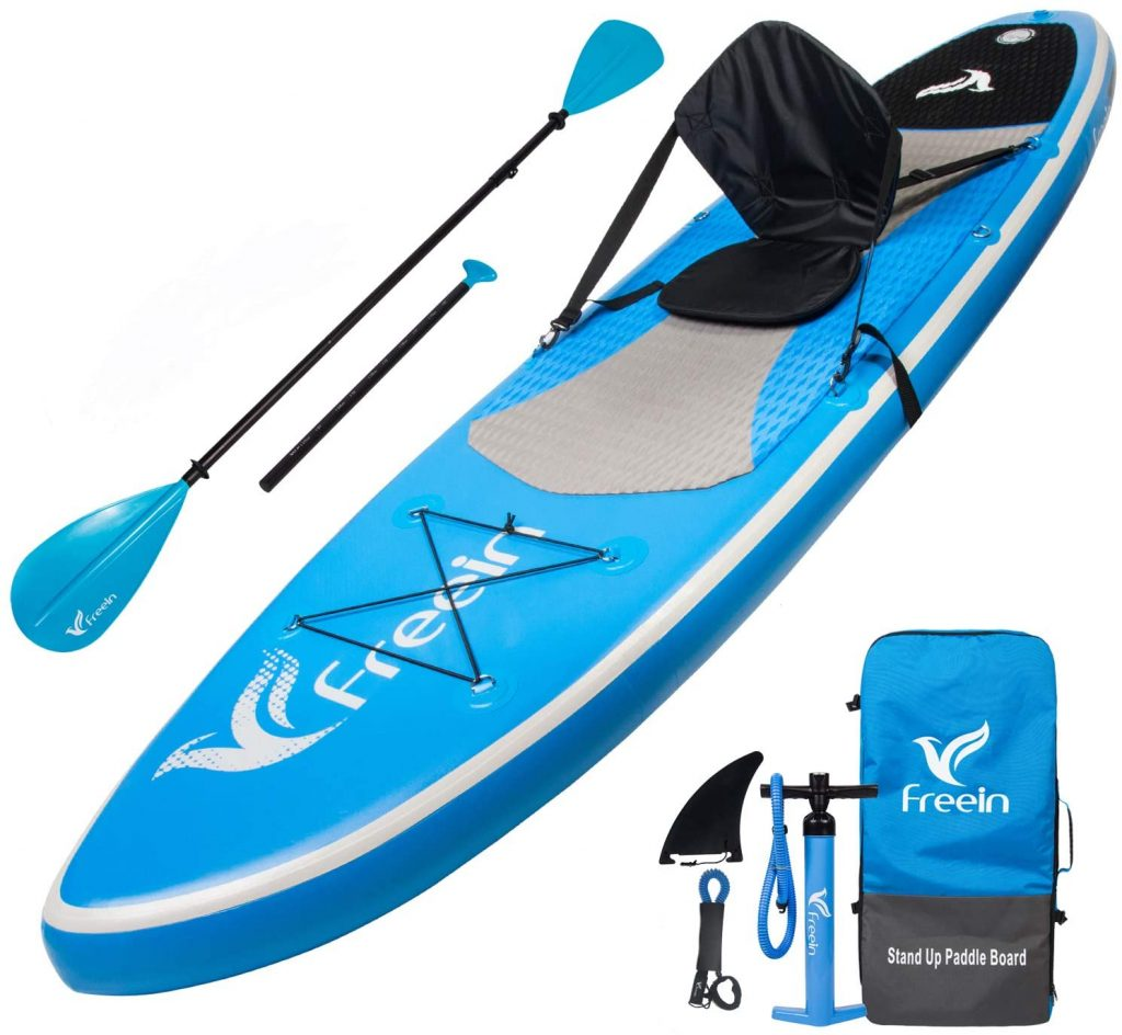 Bluefin Cruise SUP Package Stand Up Paddle Board Inflatable