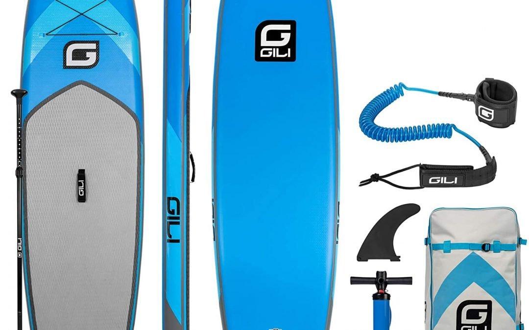 Gili 10'6″ Air Paddle Board Review