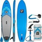"""Gili 10'6"""" Air Paddle Board Review"""