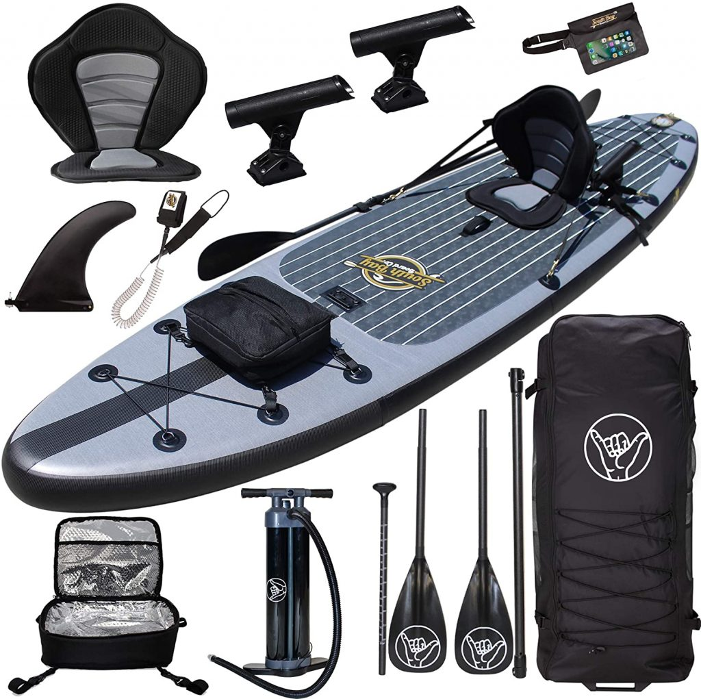 Hippocamp Premium Stand Up Paddle Board