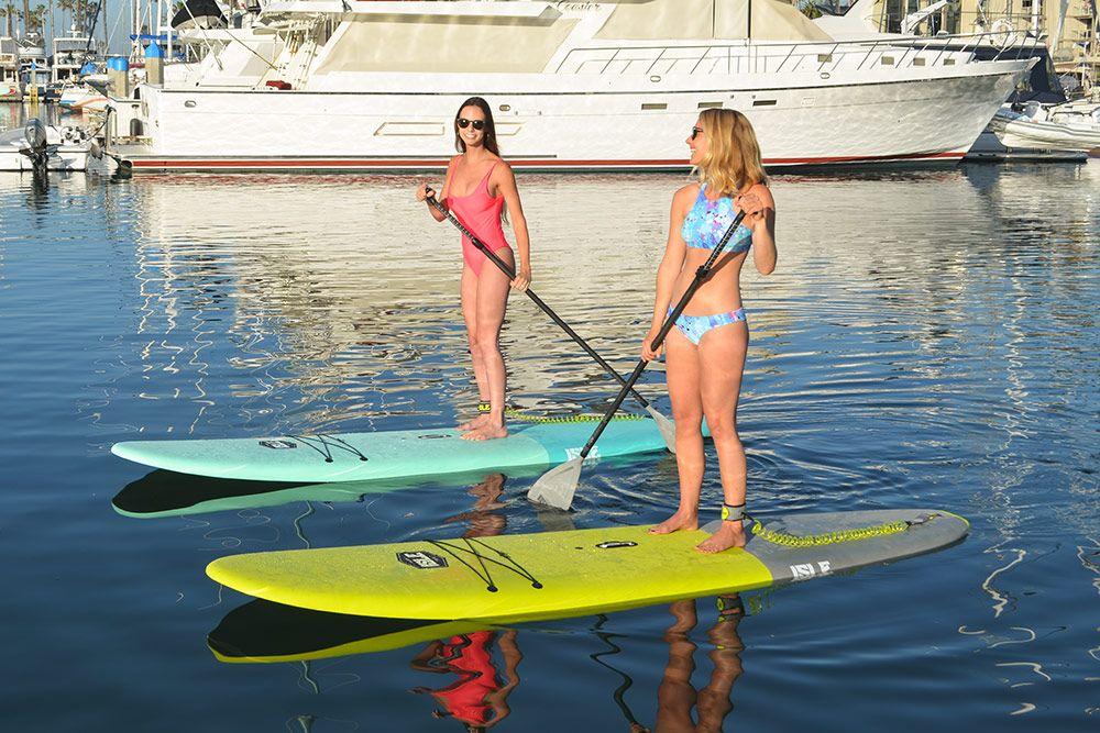 Foam Paddle Boards
