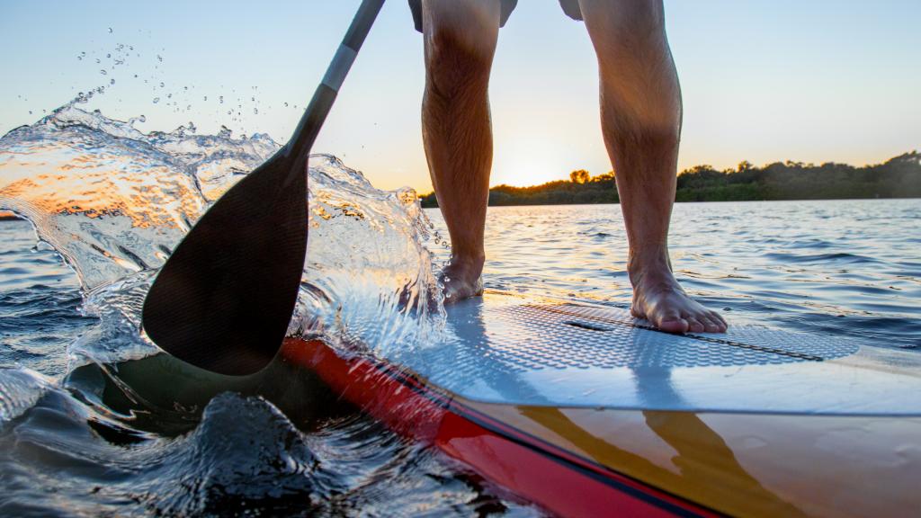 Hard Shell Paddle Boards