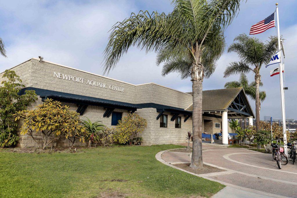 Newport Aquatic Centre, Newport Beach, CA Paddle Board Rentals