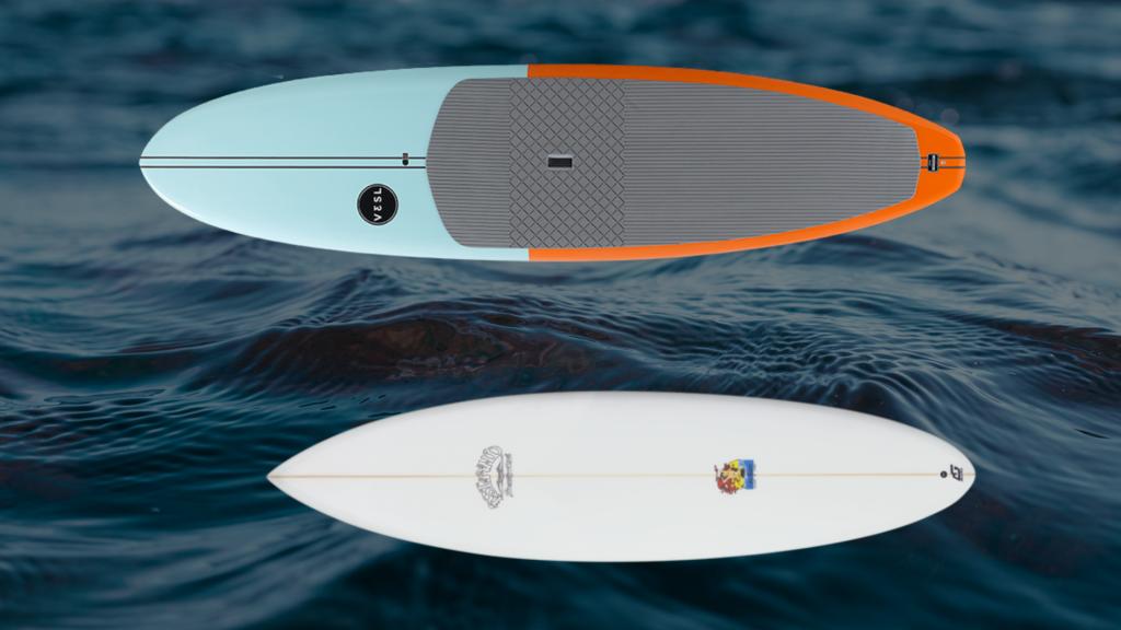 Paddle Board Size