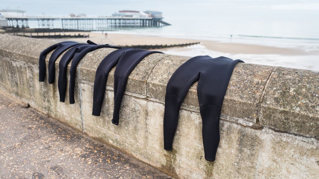 wetsuits for paddleboarding