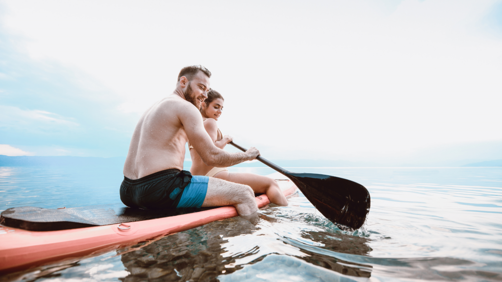 Paddleboarding Without A Wetsuit