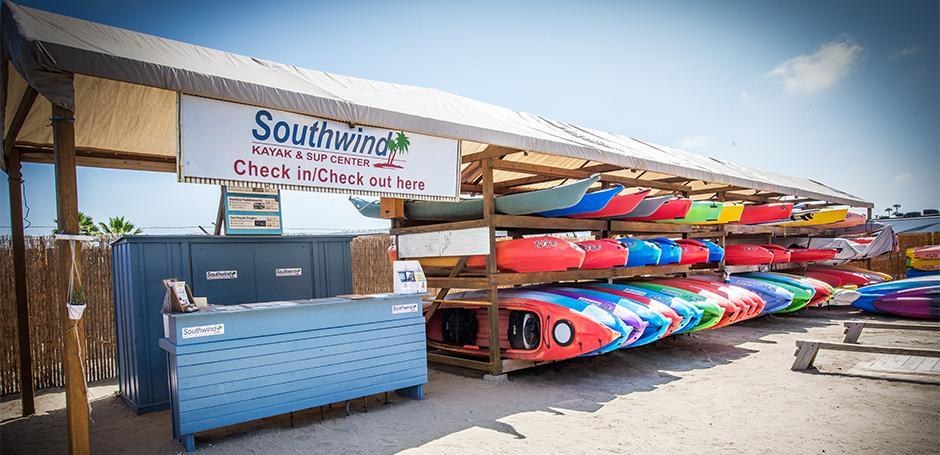 Southwind Kayak and SUP Center, Newport Beach, CA