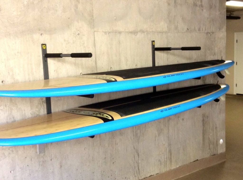 Storing A Paddle Board Indoors