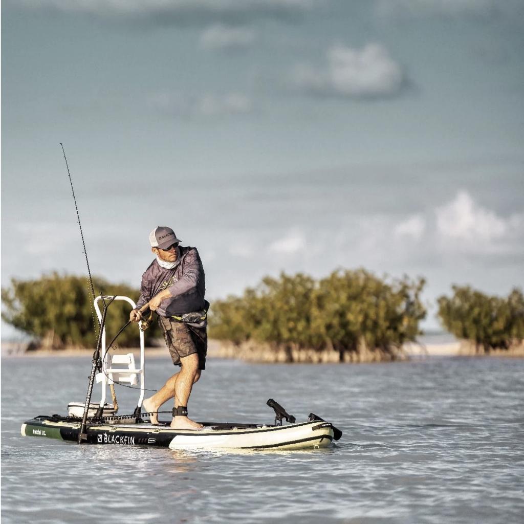 BLACKFIN Model XL 11'6″ Fising Paddle Board