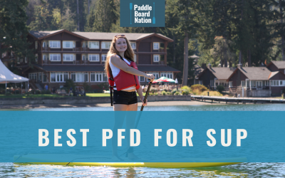 Best PFD For SUP