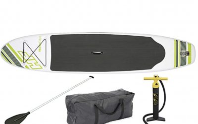 Bestway Inflatable Hydro-Force Wave Edge 10′ SUP Review