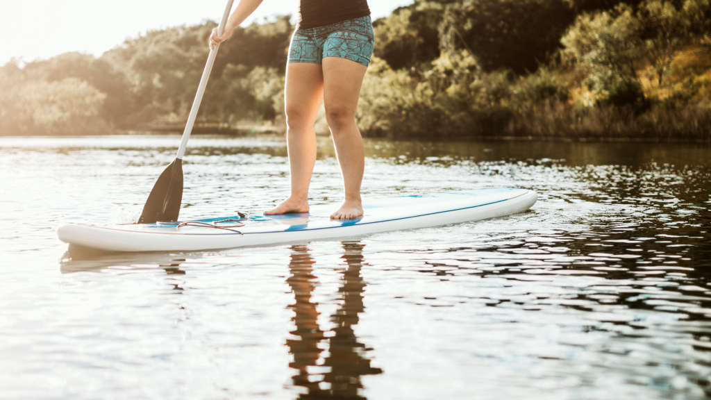 What Is the Right Size Paddle Board for Beginners?