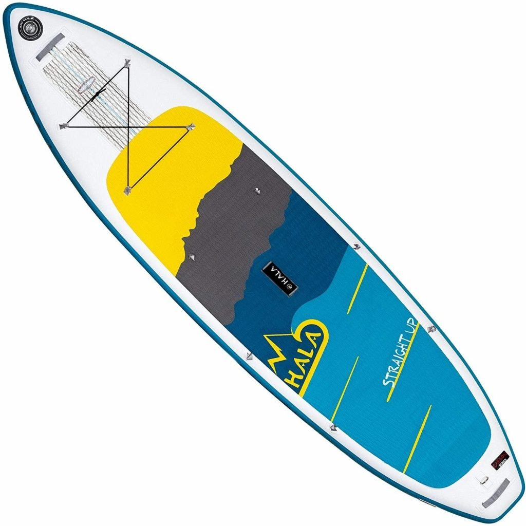 Hala Gear Carbon Straight Up Paddle Board