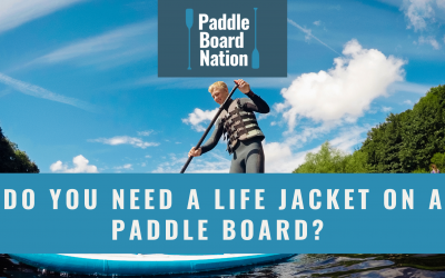 Do You Need A Life Jacket On A Paddle Board?