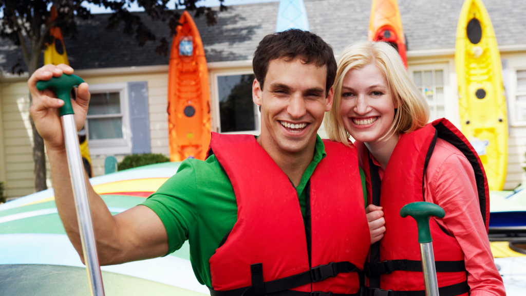 Life Jacket Sizes for Adults