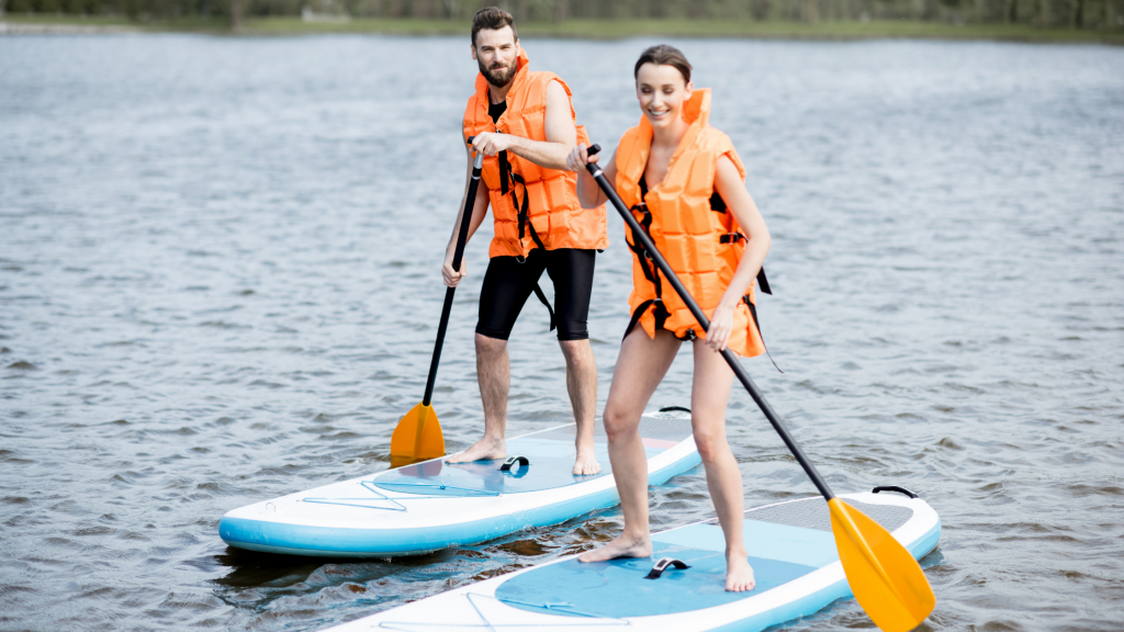 Reasons Why You Need A Life Jacket On A Paddle Board