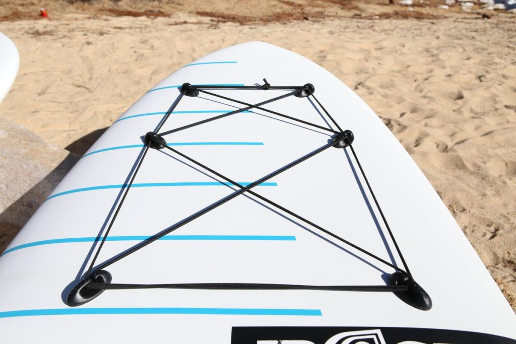Types Of Paddle Board Bungee Kits