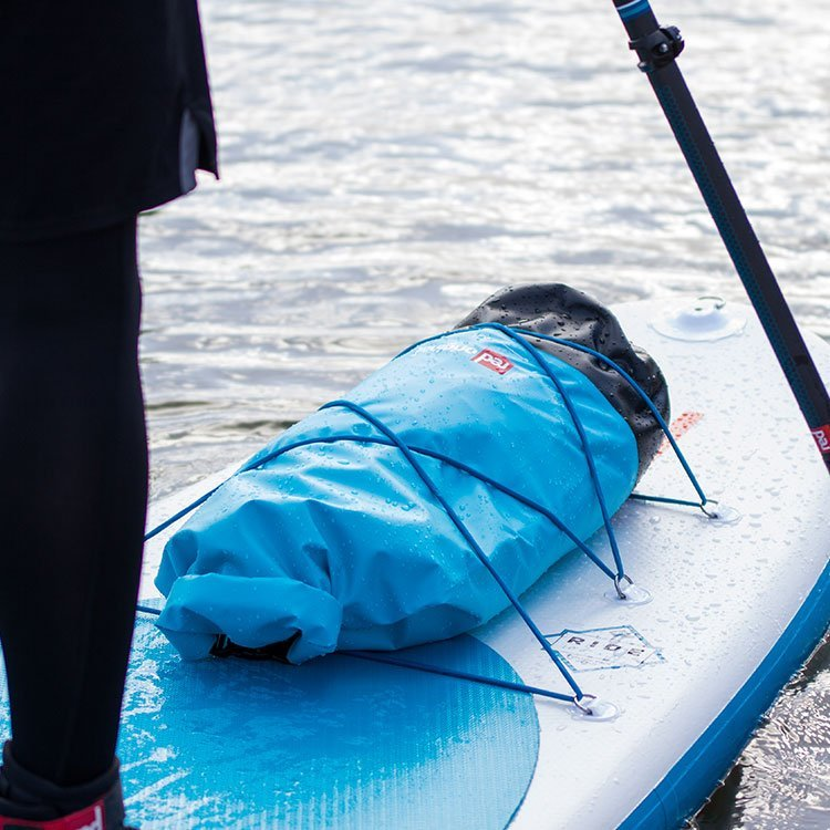 Uses Of A Bungee On A Paddle Board