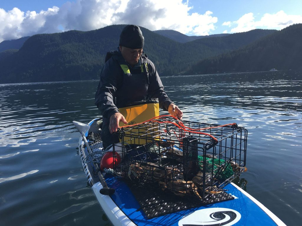 When Is The Best Time for Paddle Board Crabbing?