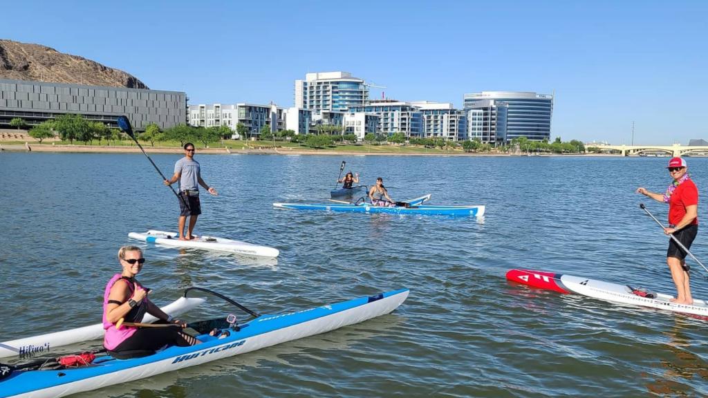 Riverbound Sports Phoenix Area Kayak And Paddleboard Rental